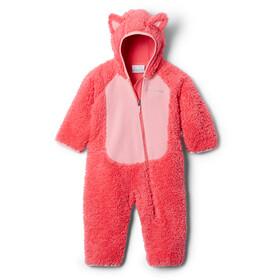 Columbia Foxy Baby Sherpa Bunting Tuta Bebè, rosa